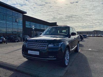 brugt Land Rover Range Rover 4,4 SD V8 Vogue 4x4 340HK 5d 8g Aut.
