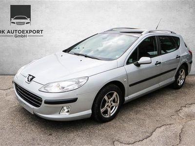 gebraucht Peugeot 407 SW 1,6 HDI XR 109HK Stc - Personbil
