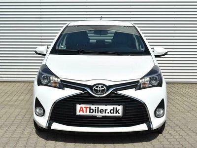 brugt Toyota Yaris 1,3 VVT-I T2 Limited Edition 100HK 5d 6g A+