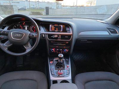 brugt Audi A4 2.0 136 HK S-Line