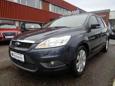 used Ford Focus 1,6 TDCi 109 stc. ECO