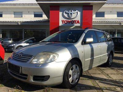 usado Toyota Corolla 1,4 D-4D Linea Terra 90HK Stc