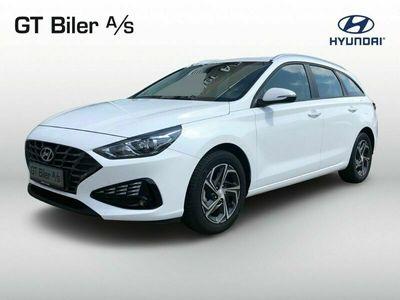 brugt Hyundai i30 1,0 T-GDi Essential stc.