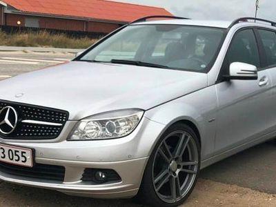 gebraucht Mercedes C200 2,2 CDi Classic Aut. st.car