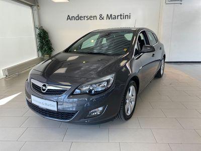 brugt Opel Astra 6 Sport 115HK 5d