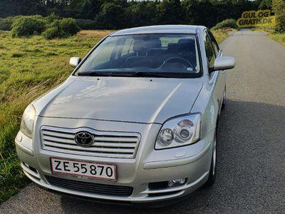 brugt Toyota Avensis Super fin