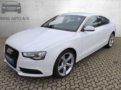 brugt Audi A5 Sportback 3,0 TDI 204HK 5d 6g
