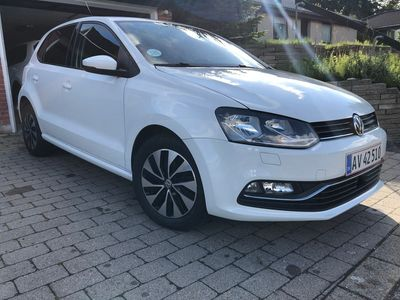 brugt VW Polo 1,2 TSI 90 hk BMT 5 dørs DSG7