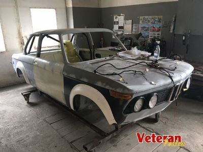 usado BMW 2002 TII / Turbo look