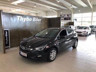 brugt Opel Astra 1,4 Turbo ECOTEC Excite 150HK 5d 6g Aut.