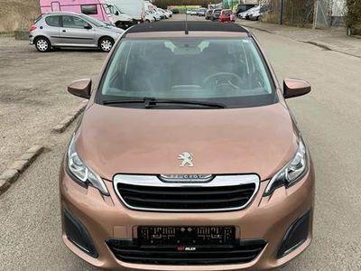 brugt Peugeot 108 1,0 E-vti Top 69Hk 5d