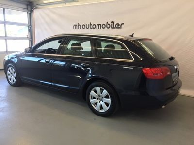 brugt Audi A6 2,7 TDi Avant Multitr.