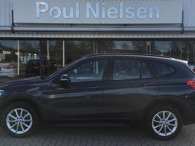 brugt BMW X1 18D 2,0 sDrive18d aut 150HK 5d