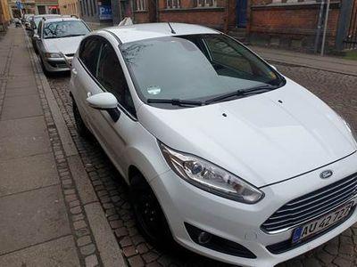 brugt Ford Fiesta EcoBoost (100 HK) Hatchback, 5 dørs Forhjulstræk Manuel 1,0