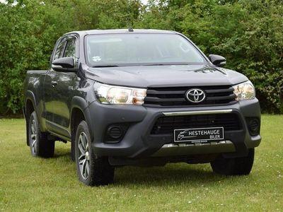 usata Toyota HiLux Extra Cab 2,4 D-4D T2 4x4 150HK Pick-Up