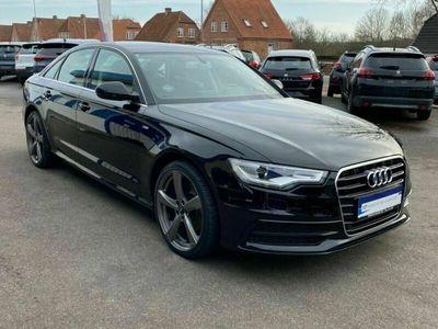 brugt Audi A6 2,0 TDi 177 S-line Multitr.