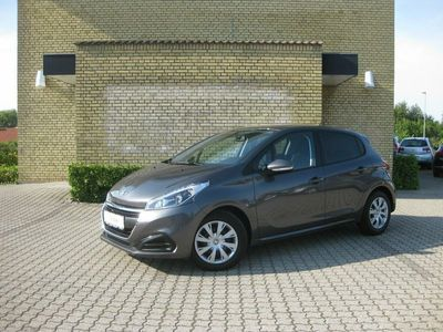 brugt Peugeot 208 1,5 BlueHDi 100 Envy