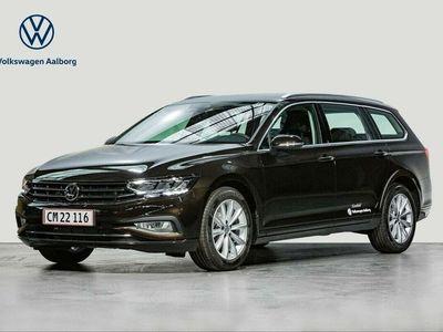brugt VW Passat 1,5 TSi 150 Highl. Prem. Vari. DSG