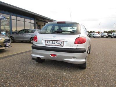 gebraucht Peugeot 206 1,4 Performance