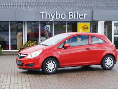 brugt Opel Corsa 1,0 Twinport Essentia 60HK 3d