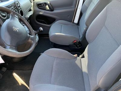 brugt Peugeot Partner Van L1 1,6 HDI 90HK