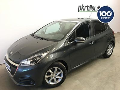 used Peugeot 208 1,2 VTi More+ 82HK 5d