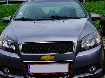 brugt Chevrolet Aveo 1,2