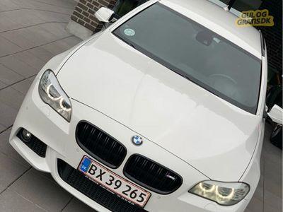 brugt BMW 520 F11 D M-Pakke