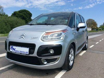 brugt Citroën C3 Picasso 1,6 HDi 110 Comfort