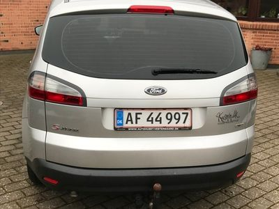 brugt Ford S-MAX 2.0 136 HK Trend