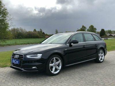 gebraucht Audi A4 2,0 TDi 150 S-line Avant Multitr.