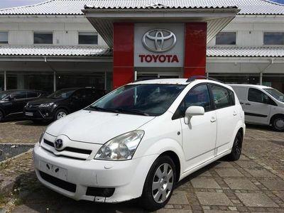 brugt Toyota Corolla SportsVan 2,2 D-4D 136HK Van 6g