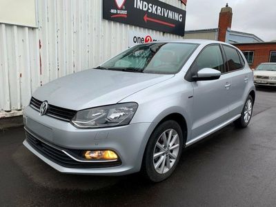 brugt VW Polo 1,4 TDi 90 Lounge BMT