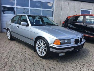 brugt BMW 323 i 2,5 Bavaria