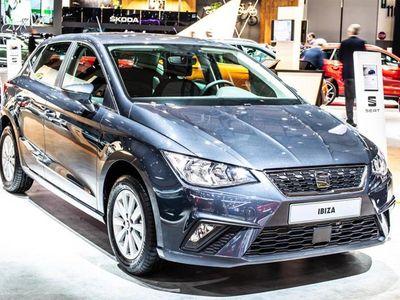 brugt Seat Ibiza 1,0 TSI Xcellence 115HK 5d - Personbil - Hvid