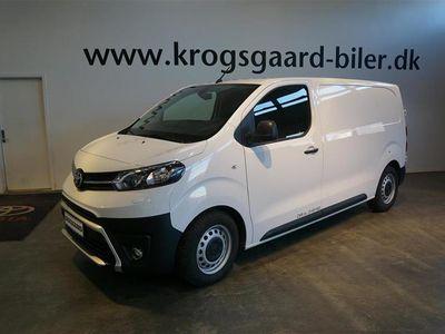 usado Toyota Proace Medium 1,6 D Comfort 115HK Van 6g