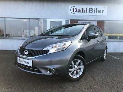 used Nissan Note 1,2 Acenta Tech Pack 80HK 5d