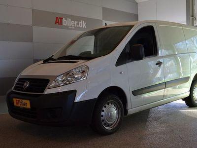 używany Fiat Scudo L1H1 2,0 MJT 130HK Van 6g