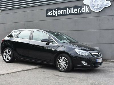 brugt Opel Astra 3 CDTi 95 Sport