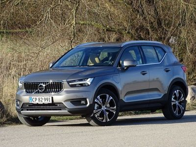 brugt Volvo XC40 1,5 T5 ReCharge Inscription aut.