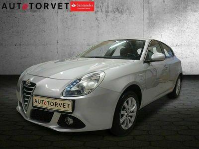 brugt Alfa Romeo Giulietta 2,0 JTD 150 Distinctive