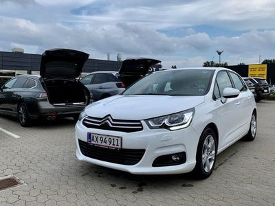 brugt Citroën C4 1,6 Blue HDi Seduction start/stop 100HK 5d