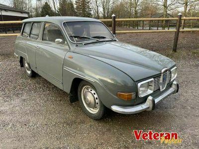 brugt Saab 9-5 V4 St.car 7-pers.