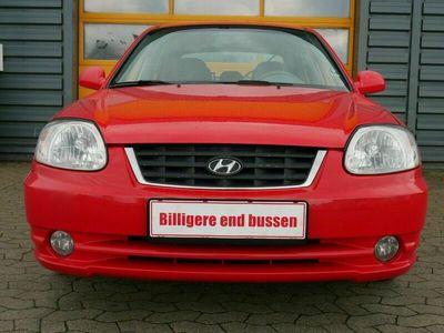 brugt Hyundai Accent 1,6 GLS