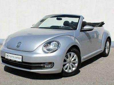 brugt VW Beetle The1,2 TSi 105 Design Cabriolet