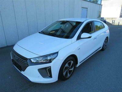 brugt Hyundai Ioniq 1,6 GDI Mild hybrid Premium DCT 141HK 5d 6g Aut.