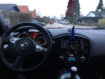 käytetty Nissan Juke dCi Hatchback, 5 dørs 2WD 6M/T