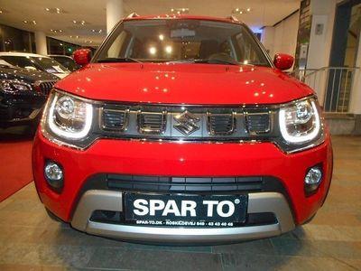 brugt Suzuki Ignis Hybrid 1.2 Active- AEB