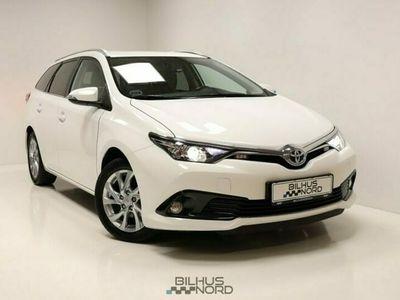 brugt Toyota Auris Hybrid 1,8 Hybrid Comfort Touring Sports CVT 5d