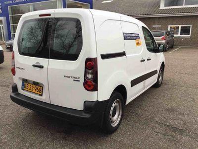 usado Peugeot Partner L1 1,6 BlueHDi Flex 100HK van